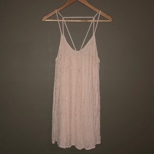 Summer mini dress.